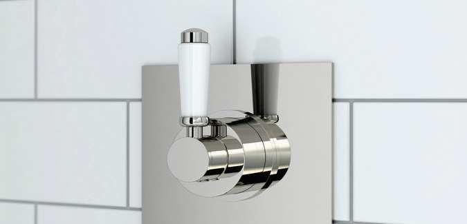 Shower Valve Facts In your Bathroom - Lawrence Barnett - Blog.