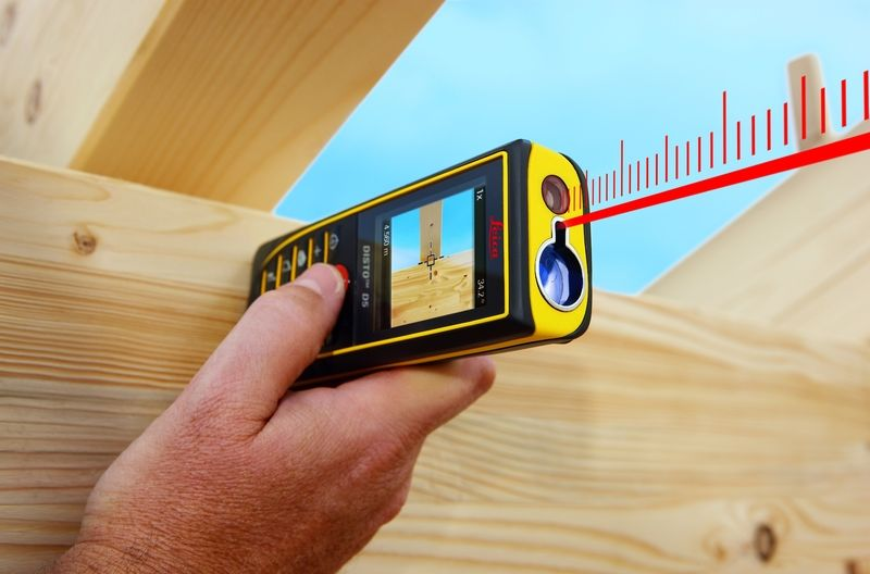 Laser Measuring Tools for Your Work