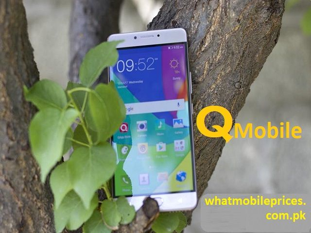 Find the Latest Qmobile Mobile Price in Pakistan 2019