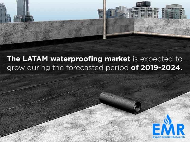Latin America Waterproofing Market Size, Trends & Report 2019-2024