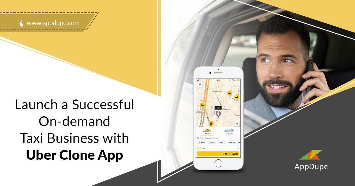 On-Demand Taxi Business