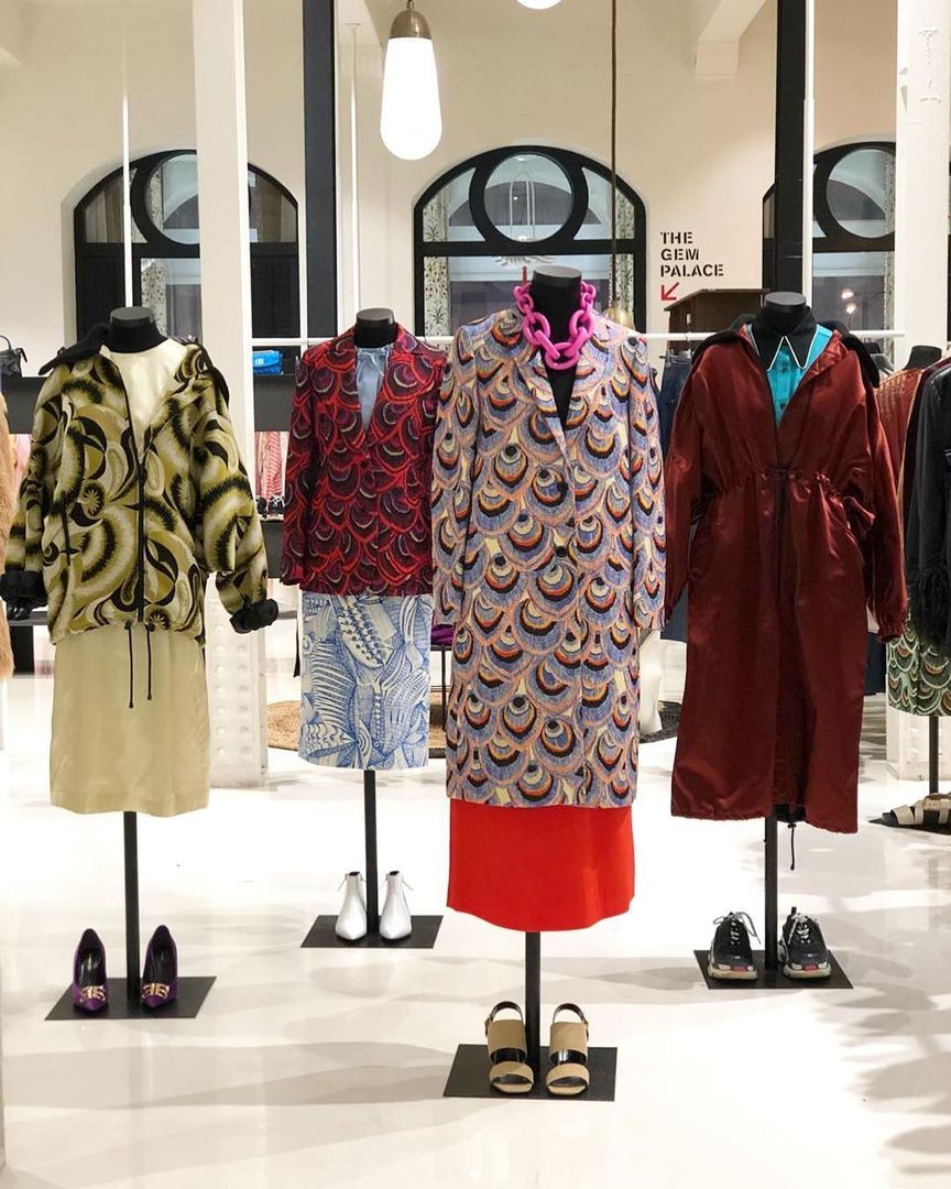 Shop Gorgeous Clothes And Then Some At These Must-Visit Concept Stores