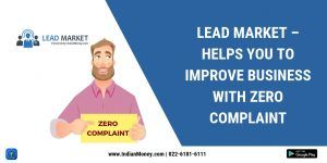 lead market feedback , customer care and  reviews | leadmarket.in