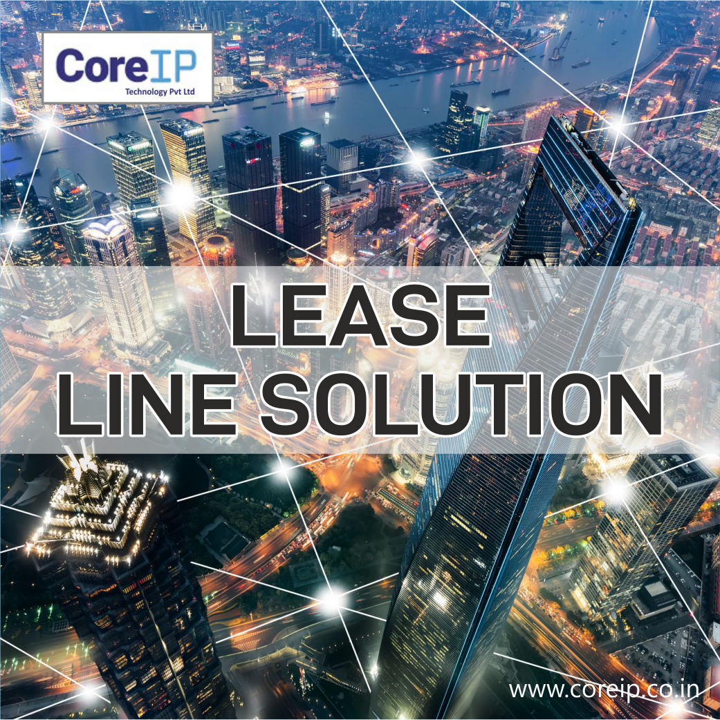 Lease line solutions in Noida