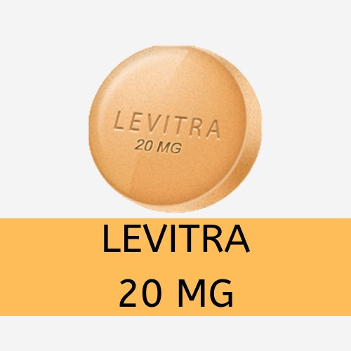 Your 24x7 online ED Doctor | Buy Levitra 20 mg tablets