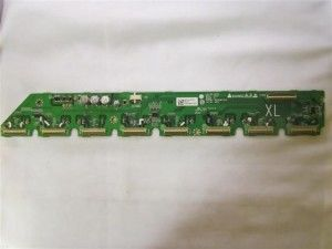 Replacement TV buffer board