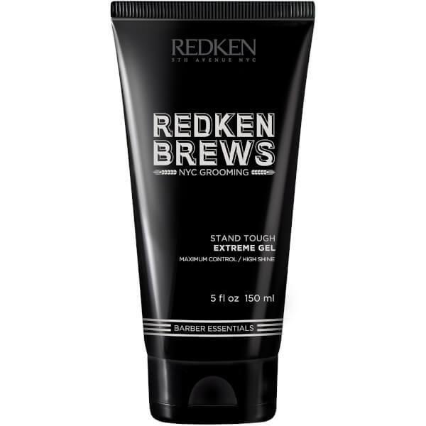 Buy Online European Hair Gel Redken Brews Mens Tough Hair Gel In UK