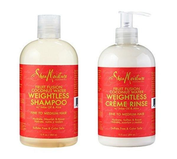 Get Your Order Online Shea Moisture Fruit Fusion Weightless Shampoo