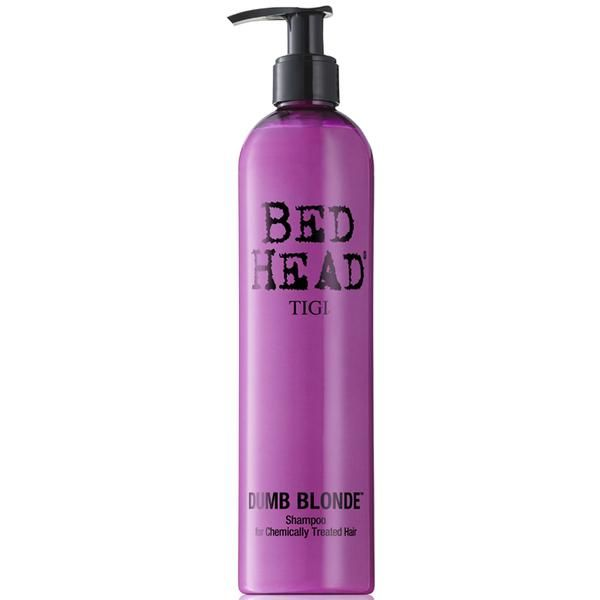 Buy Online Tigi Bed Head Dumb Blonde Shampoo & Conditioner For Coloured Hair Duo Pack in UK