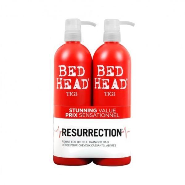 Buy Online Tigi Bed Head Resurrection Shampoo & Conditioner Duo Pack in UK