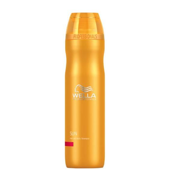 Buy Online Wella Sun Hair & Body Shampoo in UK