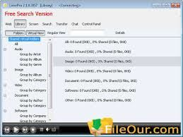 LimeWire Free Download Full Version For PC and Windows