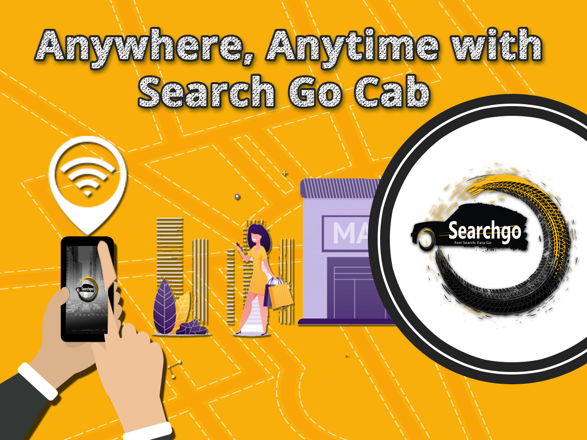 Book Your Local Cab At Best Price with Search Go