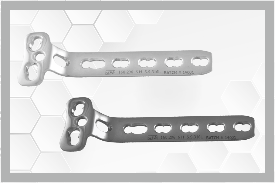 Reliable Orthopedic Plate Manufacturers and Exporters