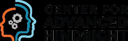 Behavioral science - Center for Advanced Hindsight