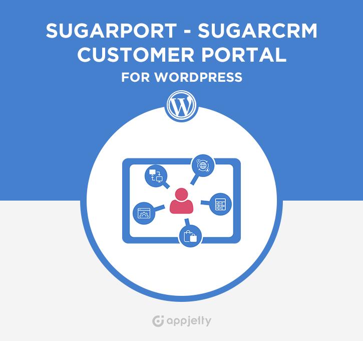 SugarCRM Customer Portal - AppJetty