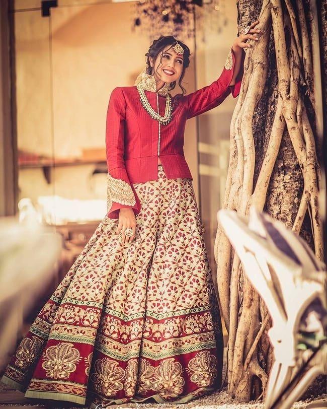 Stylish Bridal Wear