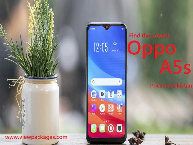 Oppo A5s Price in Pakistan & Specifications