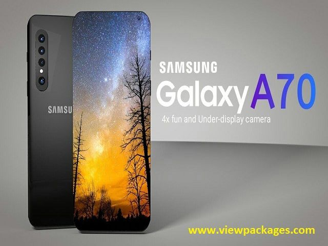Latest Samsung Galaxy A70 Price in Pakistan 2019