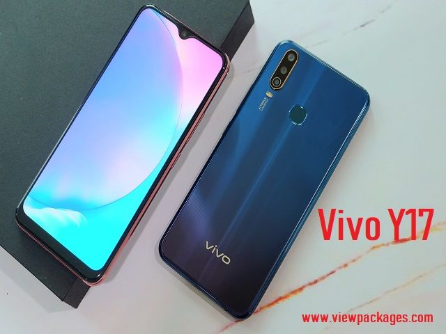 Vivo Y17 Price in Pakistan, Detail Specs