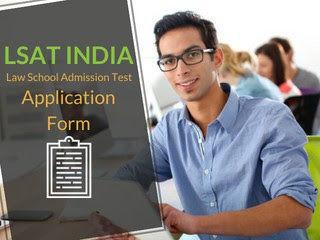 LSAT India Application Form 2019