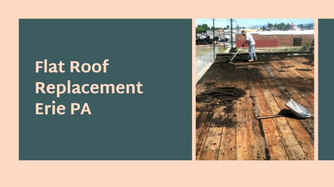 Brief Information about a Flat Roof Replacement