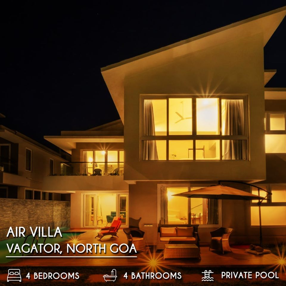 Opulent Stay at The Luxury Villas With Private Pool Goa – The Acacia Villas