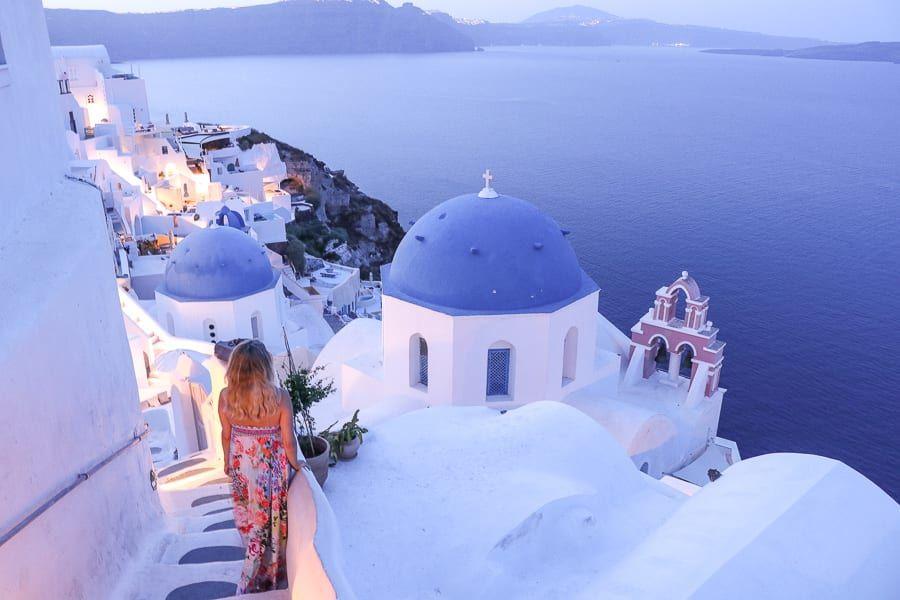 Luxury Boutique Hotels in Santorini