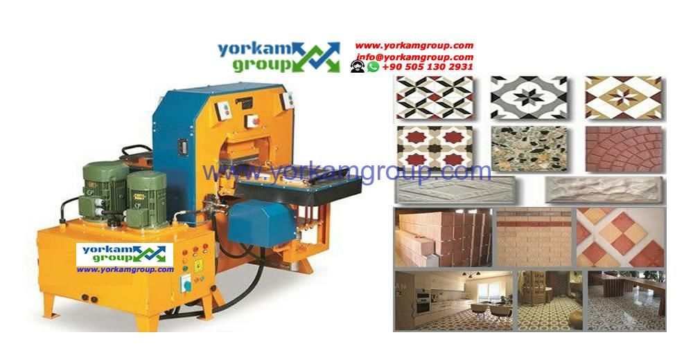 fabrication de carreaux ciment et Terrazzo