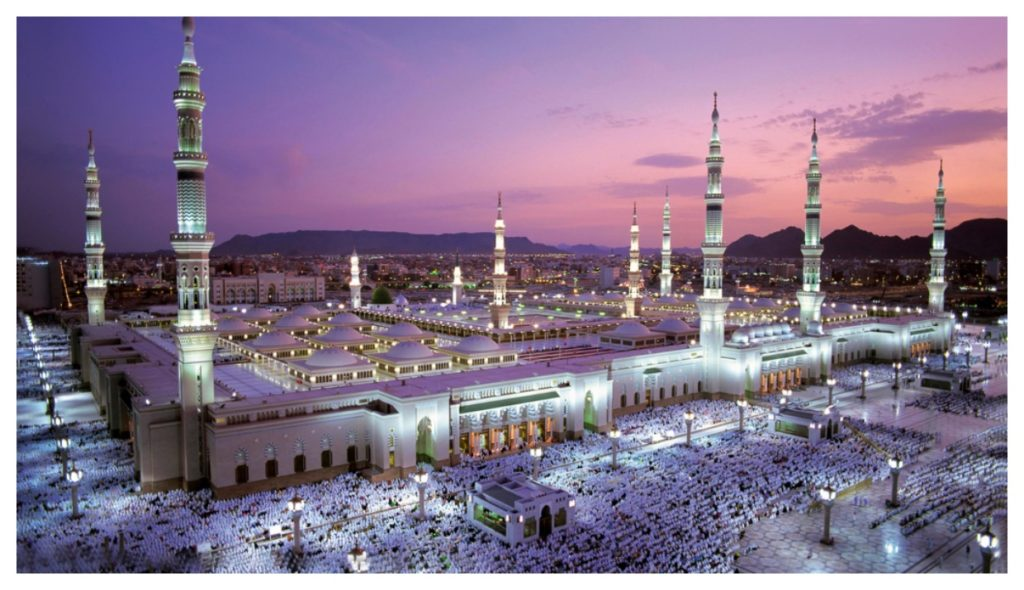 Best Madina Sharif (Masjid Al Nabawi) Place HD Wallpapers Photos Pictures