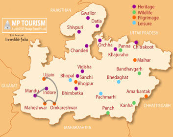 Madhya Pradesh budget tour Packages