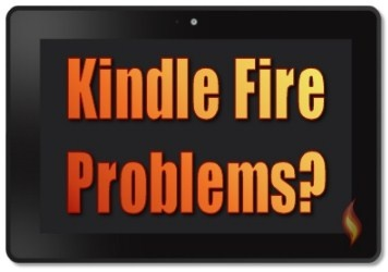 Kindle Fire Won't Charge