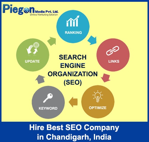 Hire Best SEO Service Company in Chandigarh