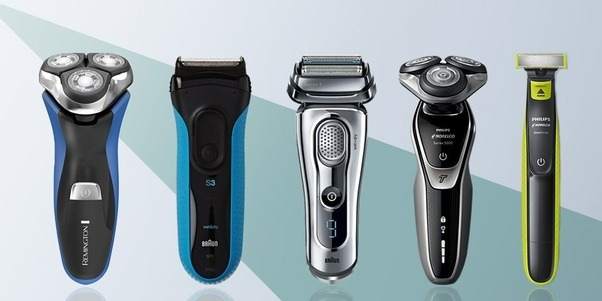 Electric Shavers Review: A Glimpse on the Tough Four!