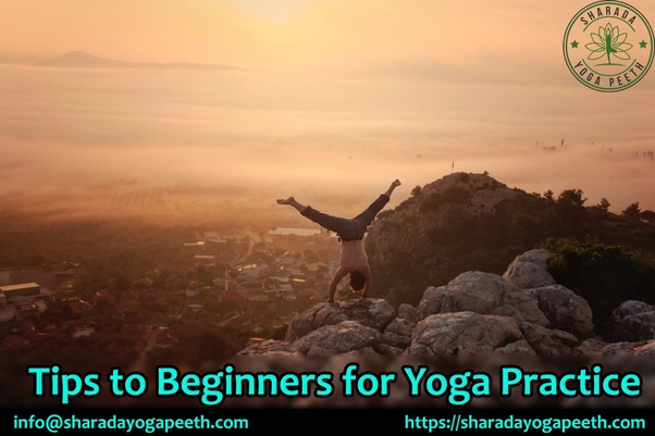Tips to Beginners for Yoga Practice