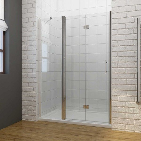 Frameless Sliding Glass Shower Doors For Tubs
