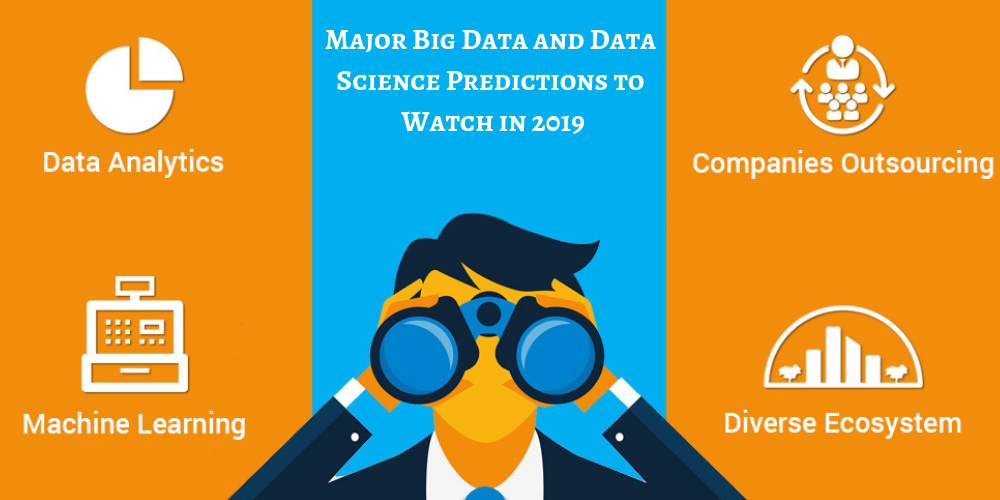 How big data & data science prediction to watch in 2019 in IT industries?