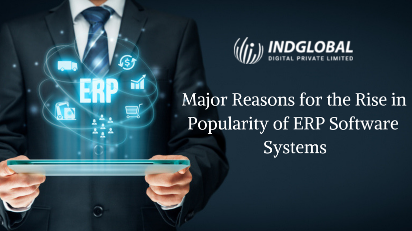 Major Reasons for the Rise in Popularity of ERP Software Systems – Website Development | E-commerce Development | Mobile App Development | UI UX Designing | 360 Digital Marketing | Software Development