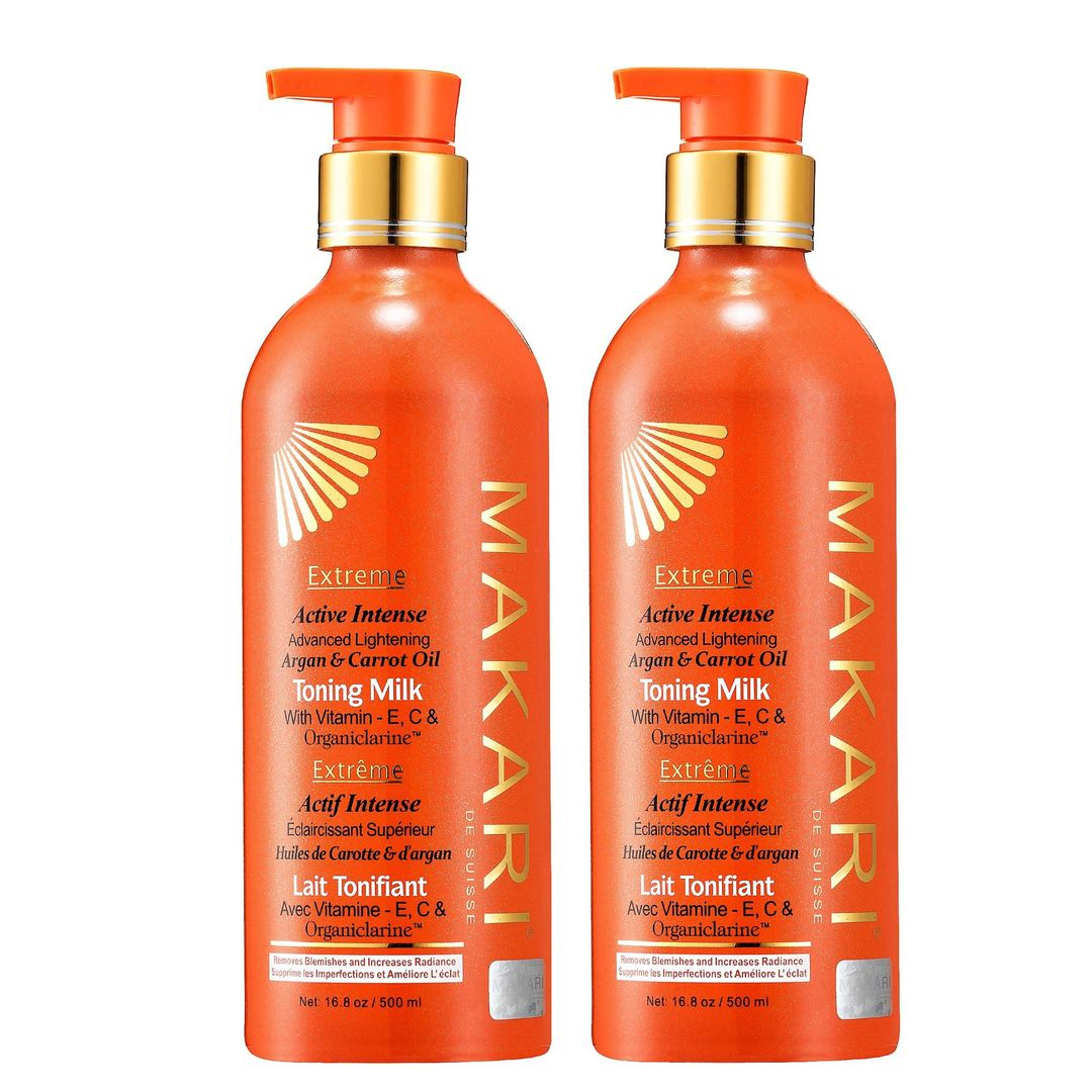 Buy Makari Carrot And Argan Lotion in UK