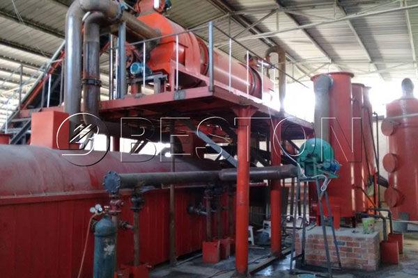 Sugarcane Charcoal Machine - Make Uses of Bagasse Sugarcane Waste