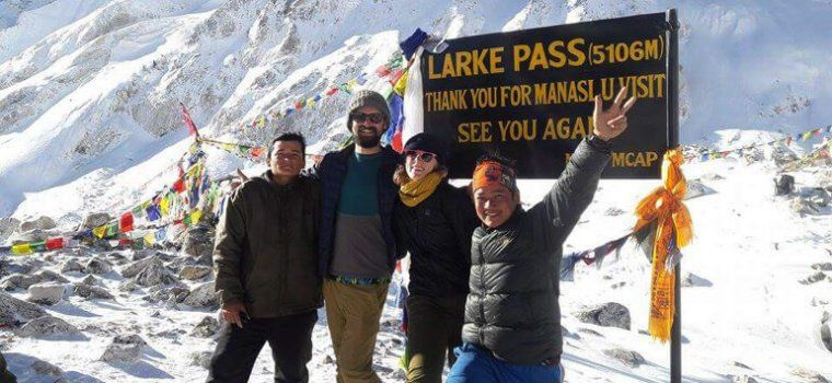 Manaslu Circuit Trek 14 Days Cost - The Third Popular Trek in Nepal