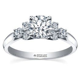 Canadian Diamond Rings for Sale in Edmonton