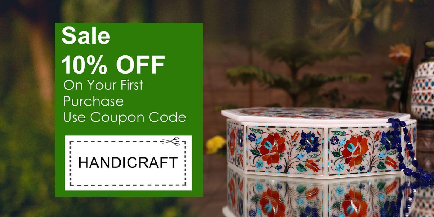 Marble Handicrafts Online Store   Craft Supplies Online - Artefactindia