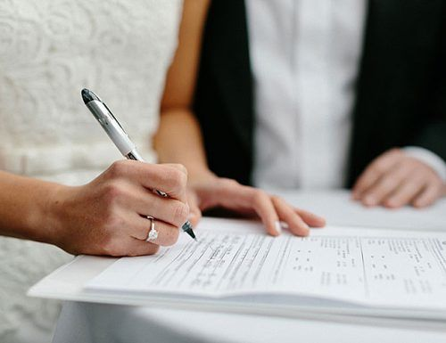 How To Get a Marriage License: a Simple Guide For 2019