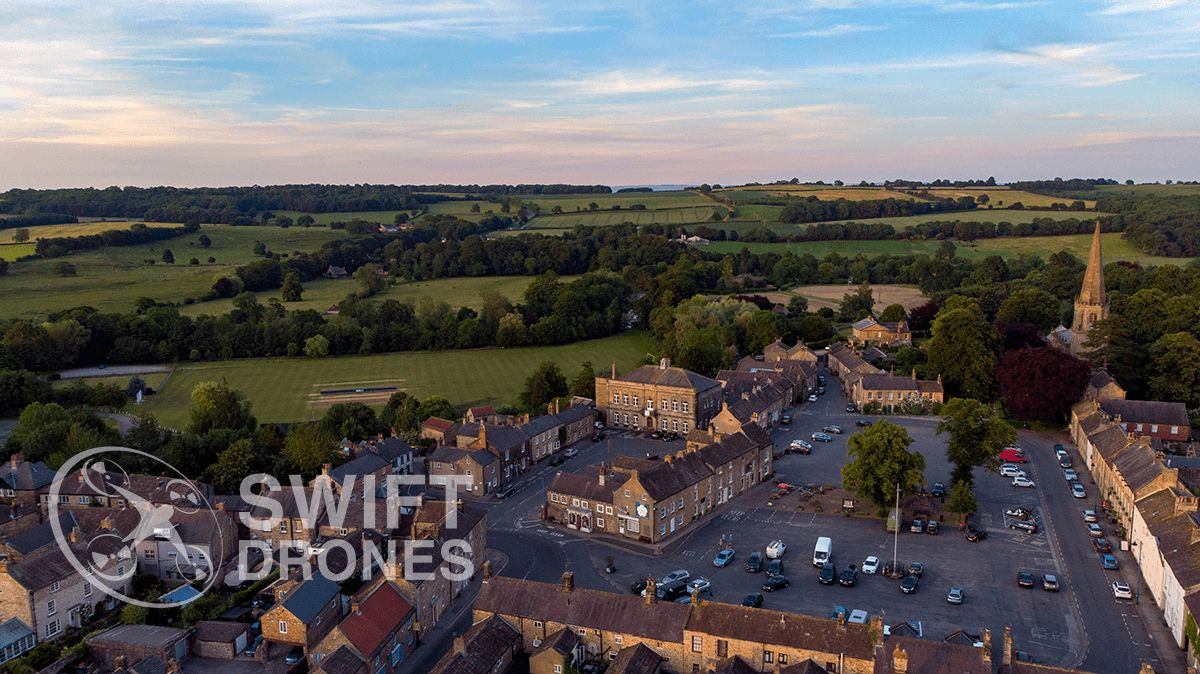 Drone photography Yorkshire-Drone photography services-Swift Drone