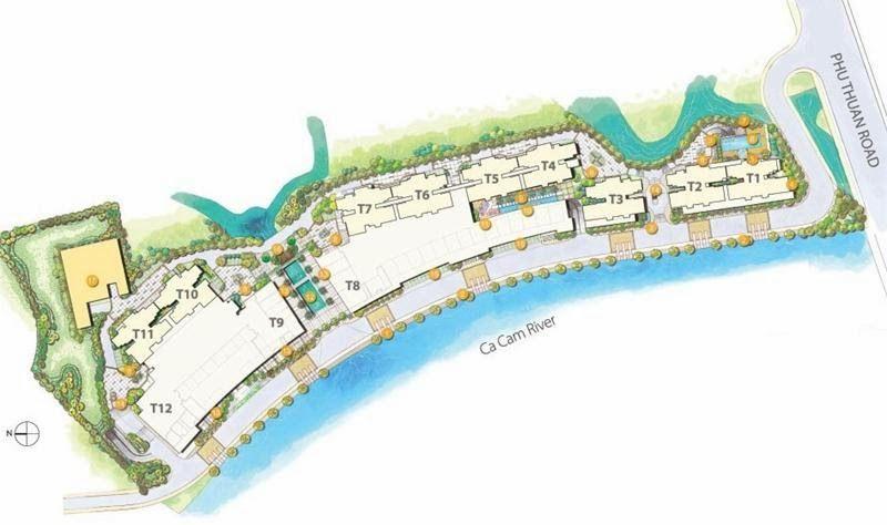 Review Tim hieu them the infiniti riviera point quan 7 của chuyên gia bất động san