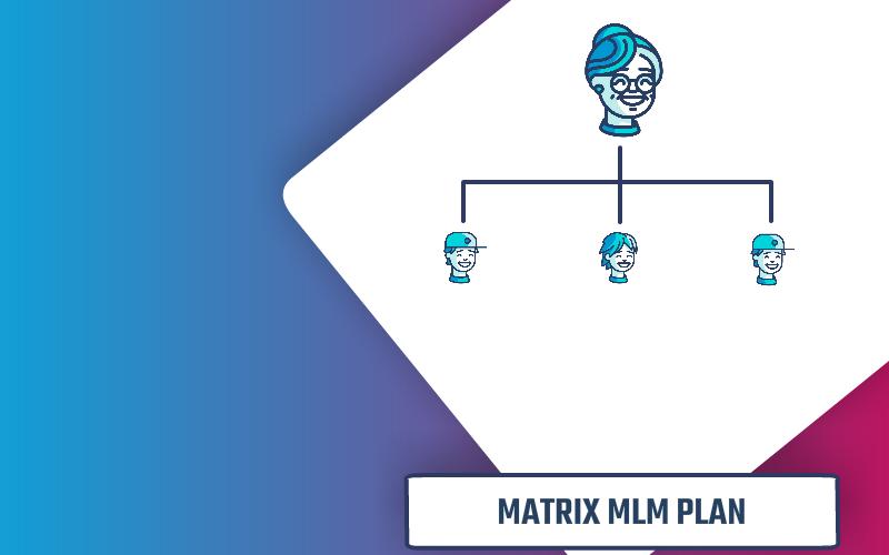 Best Matrix UniLevel Crowdfunding Plan MLM Software Company Compensation Generation Plan in Delhi Noida India