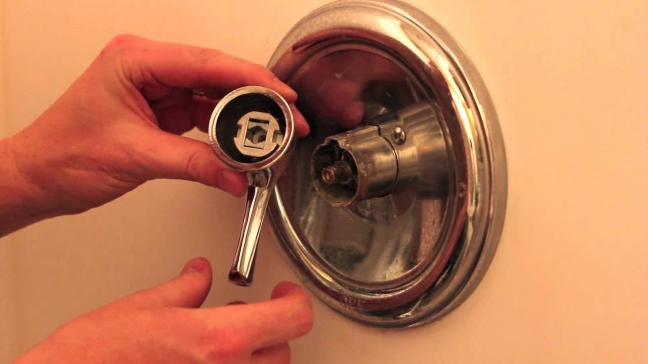 Change a Single-Handle Shower Valve - Switch Bathroom
