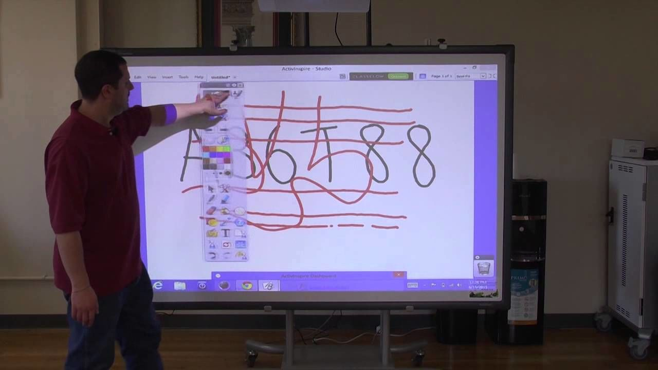 Different Types of Interactive Whiteboards
