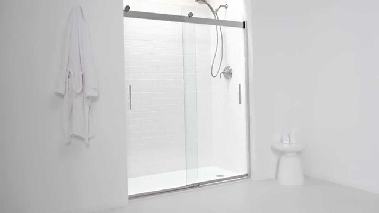 Kohler Frameless Shower Doors